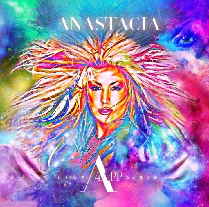 Anastacia - Echo Confessions (2012) CD 9