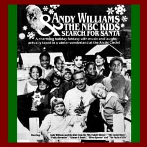 Andy Williams And The NBC Kids Search For Santa - (1985) DVD (REGION FREE) 22