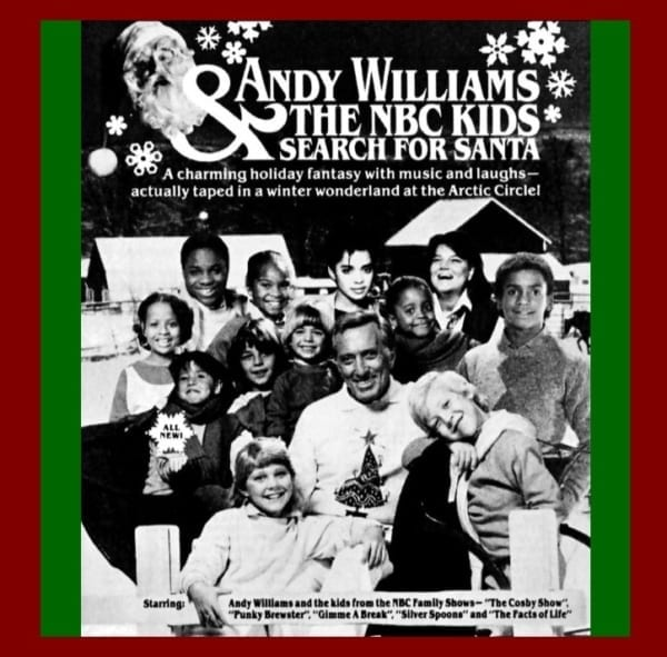 Andy Williams And The NBC Kids Search For Santa - (1985) DVD (REGION FREE) 1