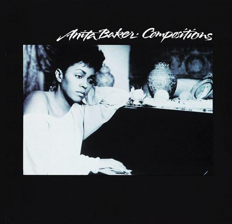 Anita Baker - Giving You The Best That I Got (EXPANDED EDITION) (1988) CD 10