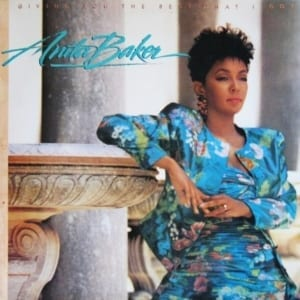 Anita Baker - Giving You The Best That I Got (EXPANDED EDITION) (1988) CD 26