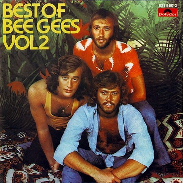 The Bee Gees - Bee Gees Gold Vol. 1 (1976) CD 10