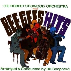 Bill Shepherd & The Robert Stigwood Orchestra  – Plays Bee Gees' Hits (+ BONUS TRACK) (1968) CD 24