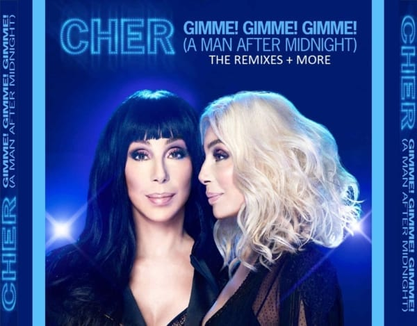 Cher - Gimme! Gimme! Gimme! (A Man After Midnight) (THE REMIXES + MORE) (PROMO ONLY) (2020) 3 CD SET 1