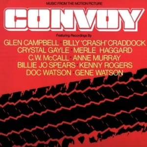 Convoy - Original Soundtrack (EXPANDED EDITION) (1978) CD 17