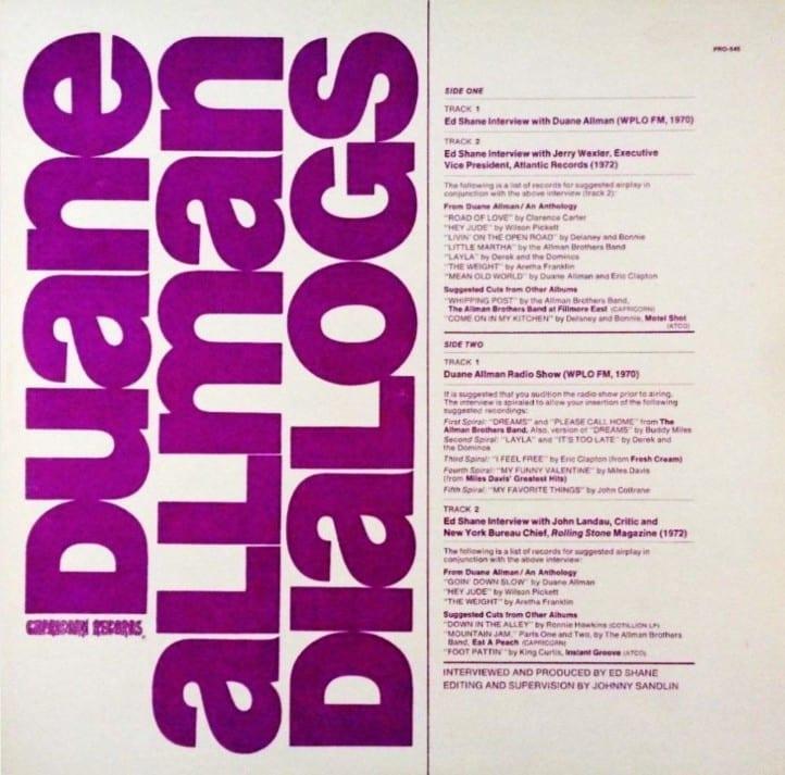 Gregg Allman & Warren Haynes - Acoustic: Red Rocks Amphitheatre (2006) CD 9