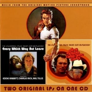 Every Which Way But Loose  Any Which Way You Can - Original Soundtracks (1978  1980  2014) CD 31