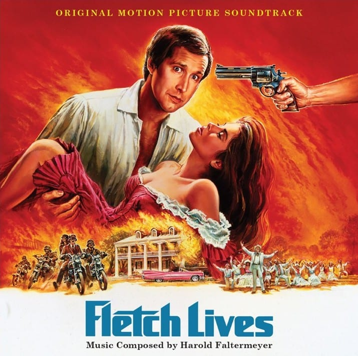 Fletch - Original Soundtrack (EXPANDED EDITION) (1985 / 2007) CD 9