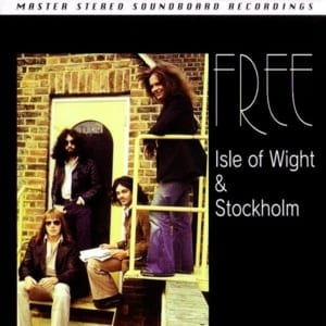 Free - Isle Of Wight & Stockholm (August 1970 & December 1970) (Midas Touch 936212) (1999) 2 CD SET 59