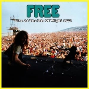 Free - Live At The Isle Of Wight 1970 (Open Mind Records) (2017) CD 3