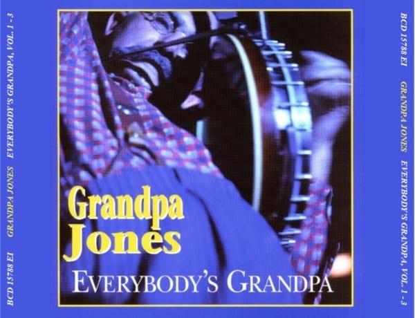 Grandpa Jones - Everybody's Grandpa (1997) 5 CD SET 1