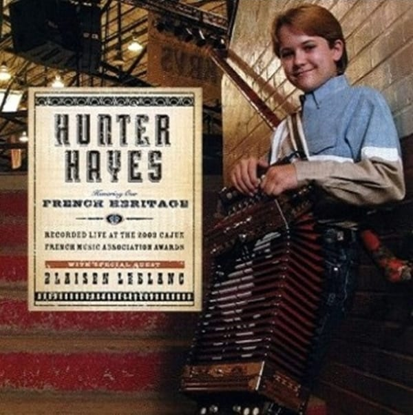 Hunter Hayes - Honoring Our French Heritage (2006) CD 1