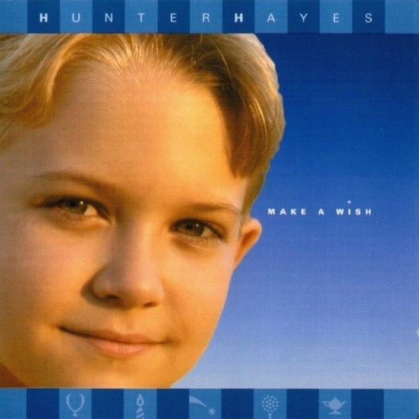 Hunter Hayes - Make a Wish (2001) CD 1