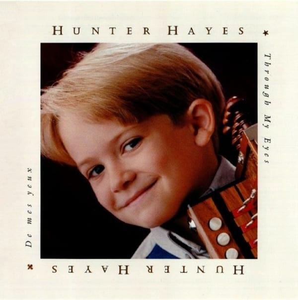 Hunter Hayes - Through My Eyes (2000) CD 1