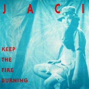 Jaci Velasquez - Keep The Fire Burning (1994) CD 64