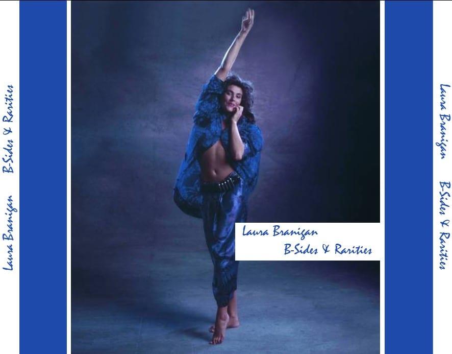 Laura Branigan - Back In Control (Official Remix Album) (1999) CD 11