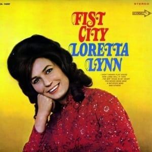Loretta Lynn - Fist City (+ BONUS B-SIDE TRACK) (1968) CD 1