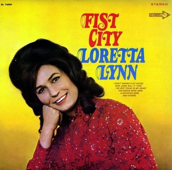 Loretta Lynn - Fist City (+ BONUS B-SIDE TRACK) (1968) CD 1