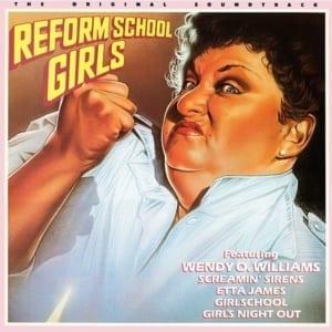 Reform School Girls - Original Soundtrack (1986) CD 5