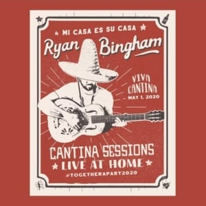 Ryan Bingham - Cantina Session Live At Home (EXPANDED EDITION) (2020) 2 CD SET 89