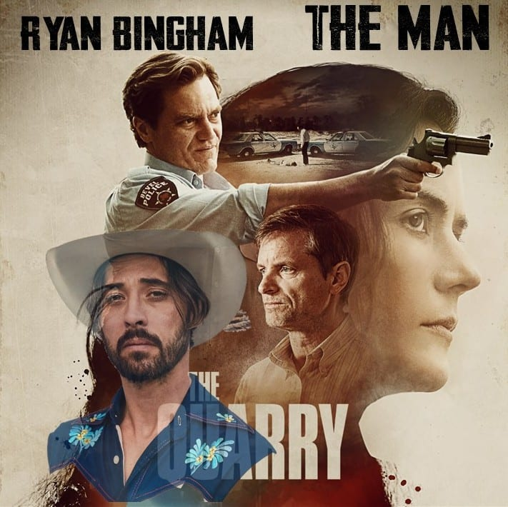 "Ryan Bingham - Until I'm One With You (Theme From FX'S ""The Bridge"") (CD SINGLE) (2013) CD 9"