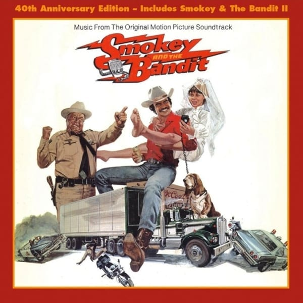 Smokey And The Bandit 1 & 2 - Original Soundtracks (1977 / 1980 / 2007) CD 1