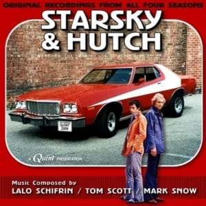 Starsky & Hutch - Music From All Four Seasons (1975 - 1979) CD 17