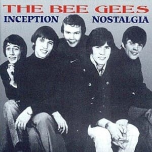 The Bee Gees - Inception / Nostalgia (1970) CD 7
