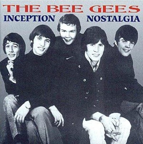 The Bee Gees - Inception / Nostalgia (1970) CD 1
