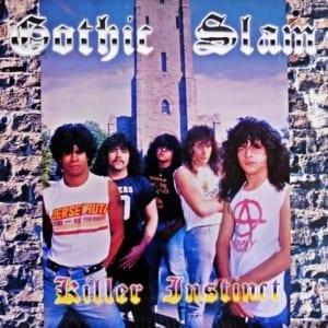 Gothic Slam - Killer Instinct (1988) CD 6
