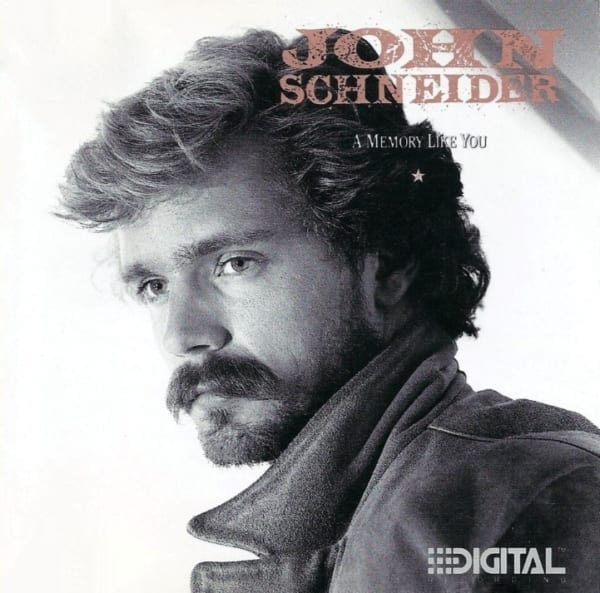 John Schneider - A Memory Like You (1986) CD 1