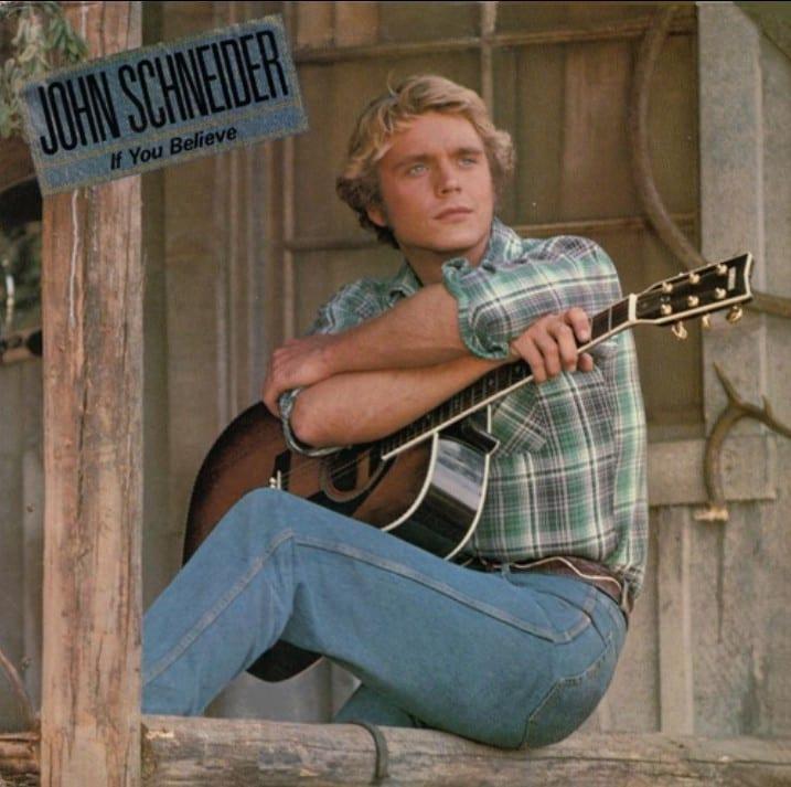 John Schneider - A Memory Like You (1986) CD 8