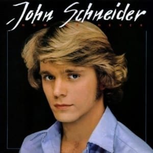 John Schneider - Now Or Never (1981) CD 3