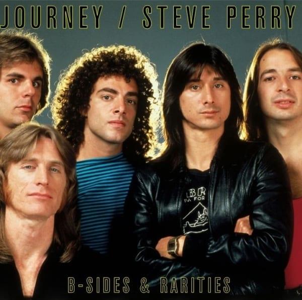 Journey / Steve Perry - B-Sides & Rarities (2012) 2 CD SET 1