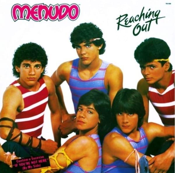 Menudo - Reaching Out (1984) CD 1