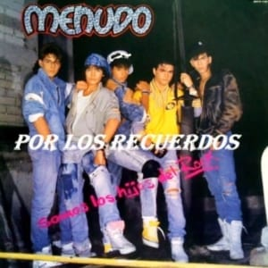 Menudo - Somos Los Hijos del Rock (We Are The Children Of Rock) (1987) CD 2