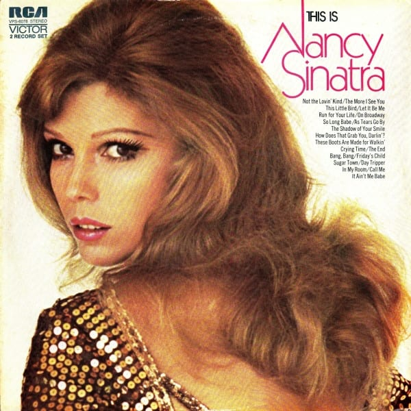 Nancy Sinatra - Shifting Gears (2013) CD 8