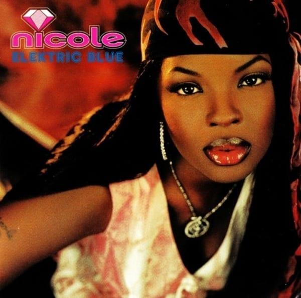 Nicole Wray - Elektric Blue (UNRELEASED ALBUM) (2001) CD 1
