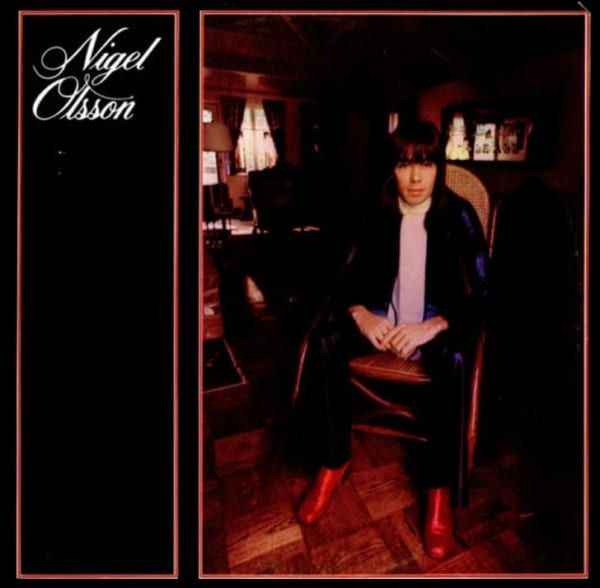 Nigel Olsson - Nigel Olsson (1975) CD 1