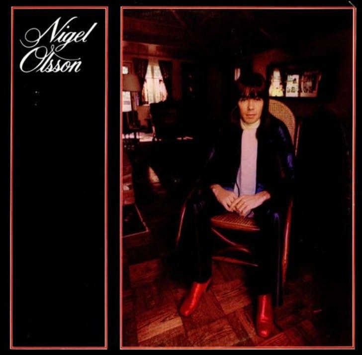 Nigel Olsson - Nigel Olsson (1978) CD 9