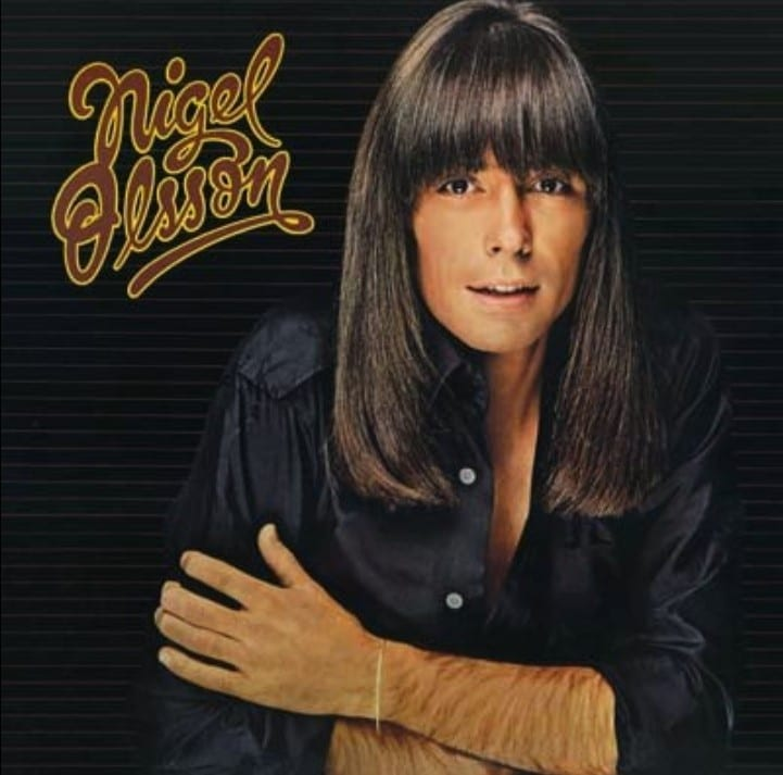 Nigel Olsson - Nigel Olsson (1975) CD 9