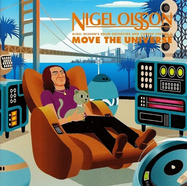Nigel Olsson - Nigel (1979) CD 9