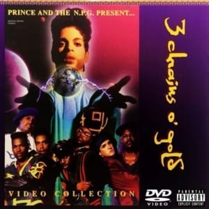 Prince And The New Power Generation - 3 Chains Of Gold (EXPANDED EDITION) (1994) DVD 4