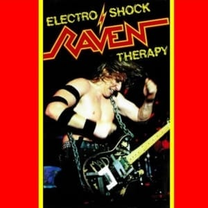 Raven - Electro Shock Therapy (Original Soundtrack) (1991) CD 6