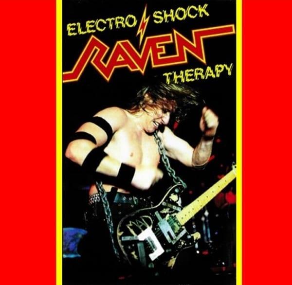 Raven - Electro Shock Therapy (Original Soundtrack) (1991) CD 1