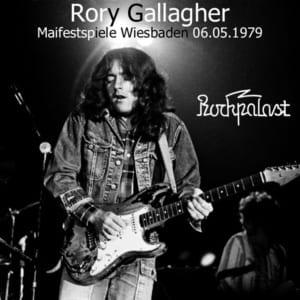 Rory Gallagher - Maifestspiele Wiesbaden 06.05.1979 (Rockpalast) (1979) 2 CD SET 1