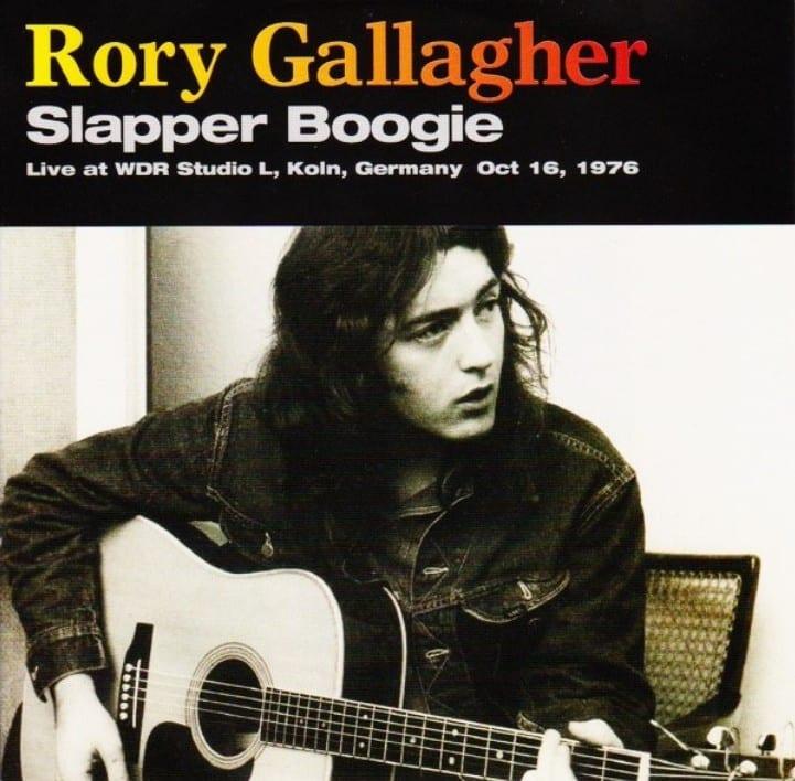 Rory Gallagher - Maifestspiele Wiesbaden 06.05.1979 (Rockpalast) (1979) 2 CD SET 10