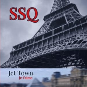 SSQ (Stacey Q) ‎- Jet Town Je t'aime (2020) CD 18