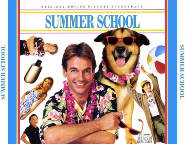 Summer School - Original Soundtrack (EXPANDED EDITION) (1987) 3 CD SET 1