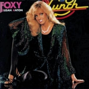 Susan Anton - Foxy / Killin' Time (EXPANDED EDITION) (1981) CD 1